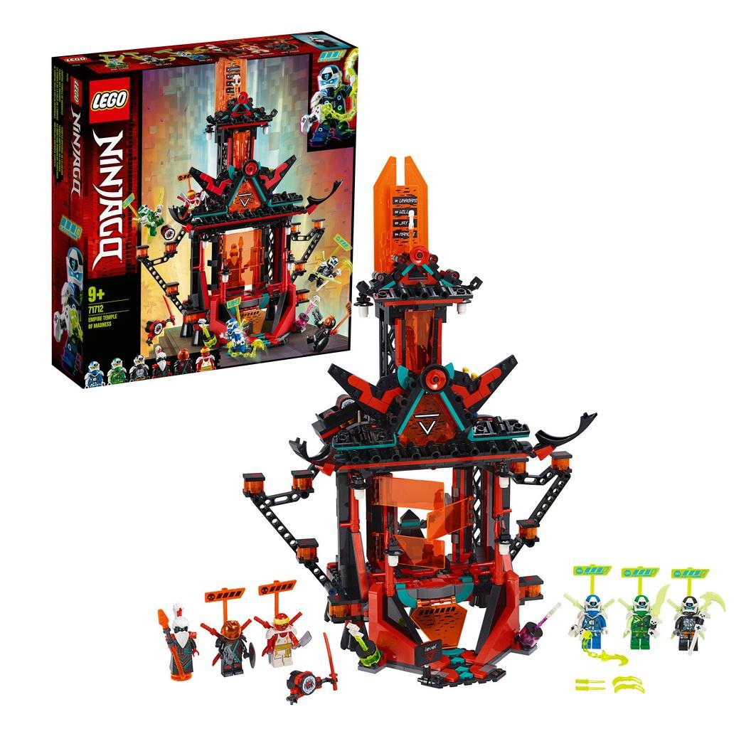 Müller / Amazon] LEGO® Ninjago – Tempel des Unsinns (71712) für 49,- Euro  inkl. Versand | Brick-Deals - Der Blog über LEGO® Schnäppchen