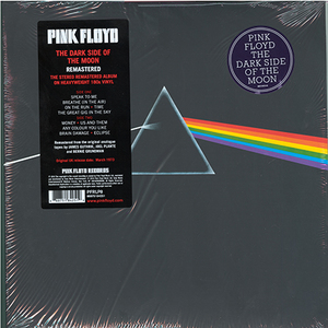 Pink Floyd - The Dark Side of the Moon [Mastered from the Countryal Master Tapes] (2016)