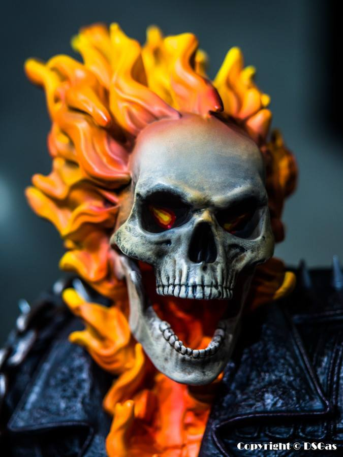 Premium Collectibles : Ghost Rider - Page 5 67msez