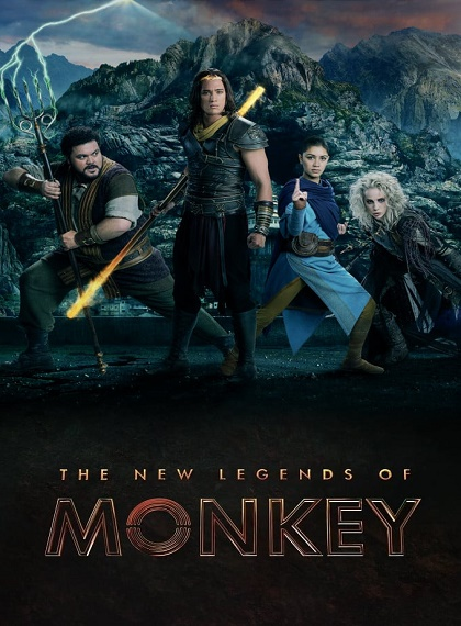 The New Legends of Monkey 2018 WEB-DL 1.Sezon Tüm Bölümler Full İndir Tek Link İndir
