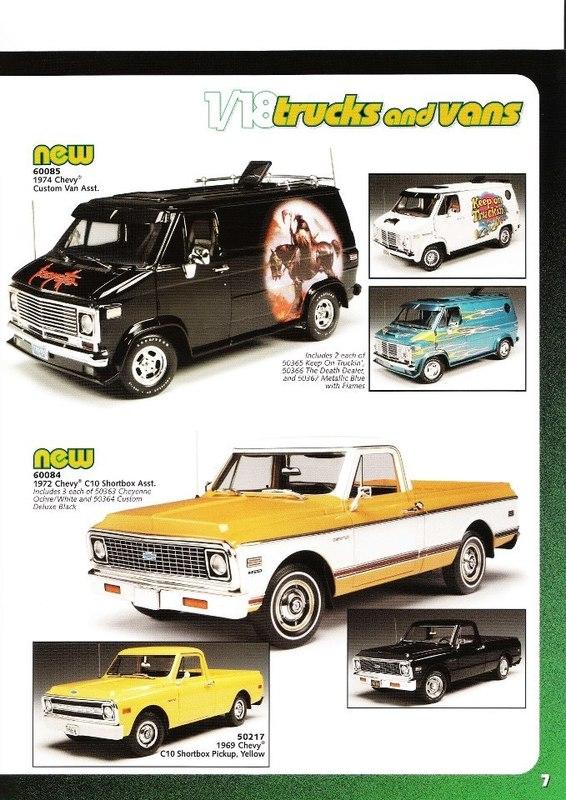 1/18 Highway61 Chevy Van - Modelcarforum