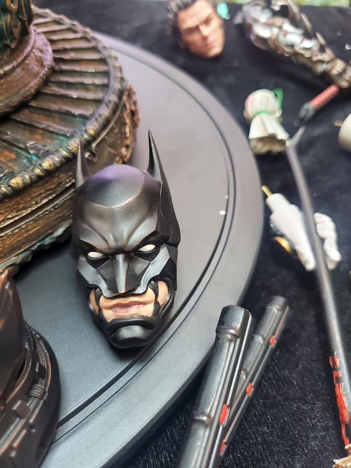 Samurai Series : Batman Shugo 68sj2a