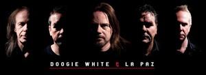 Doogie White & La Paz photo
