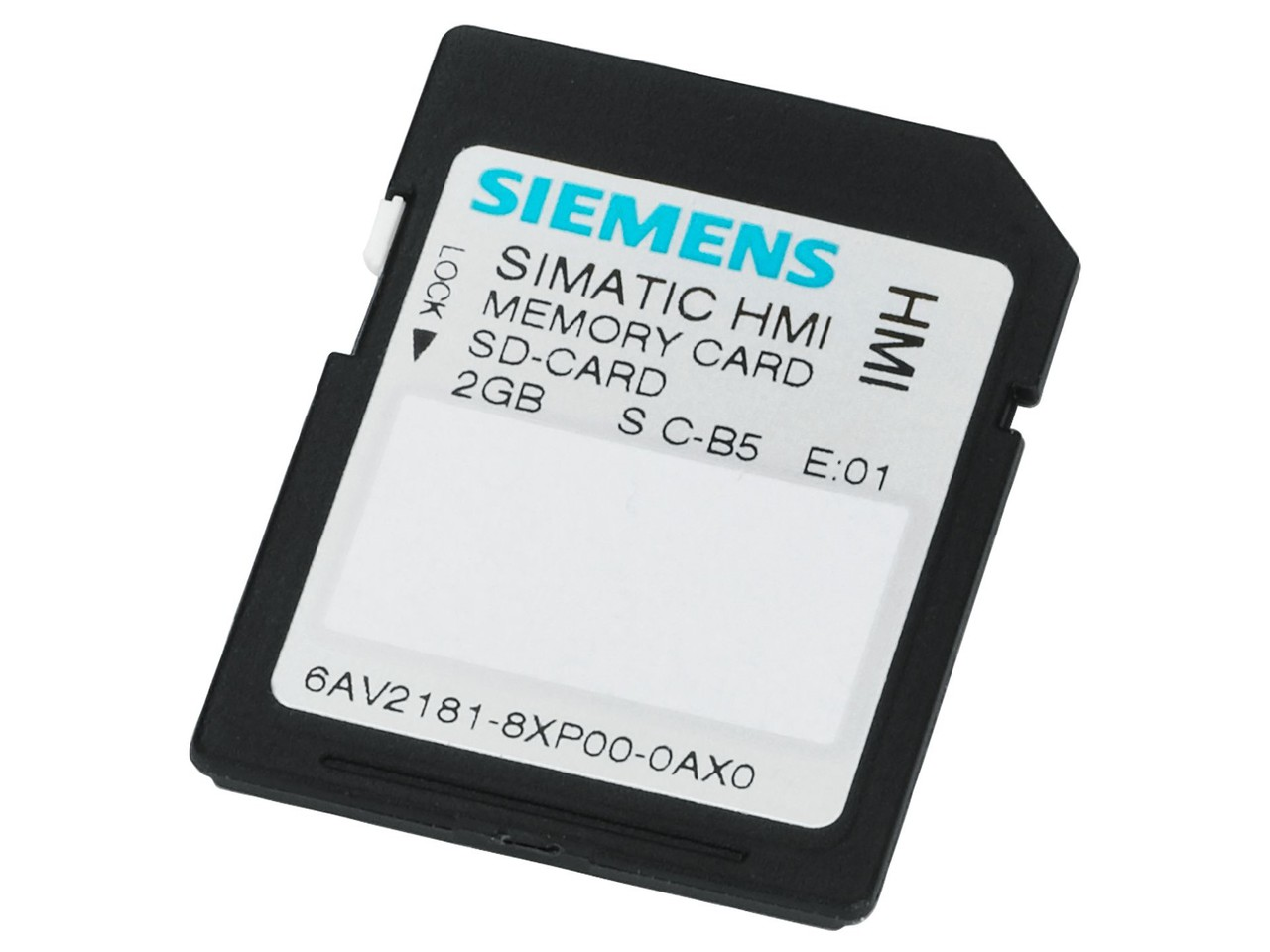 Siemens Simatic 2G Memory Card 6AV2 181 8XP00-0AX0 Unused Unopened