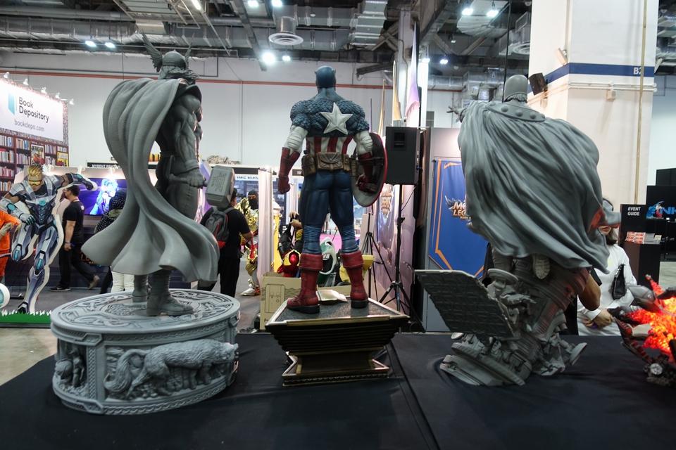 Premium Collectibles : Captain America 1/3 6bgk06