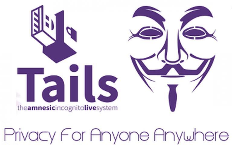 Tails v.3.10.1 Live Boot