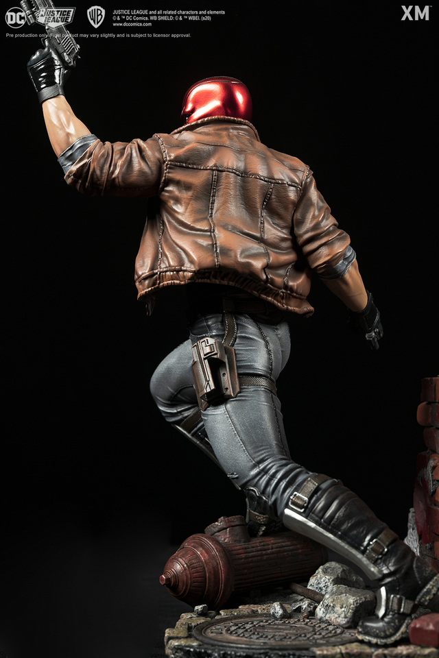 Premium Collectibles : Red Hood 1/6 6e2knd
