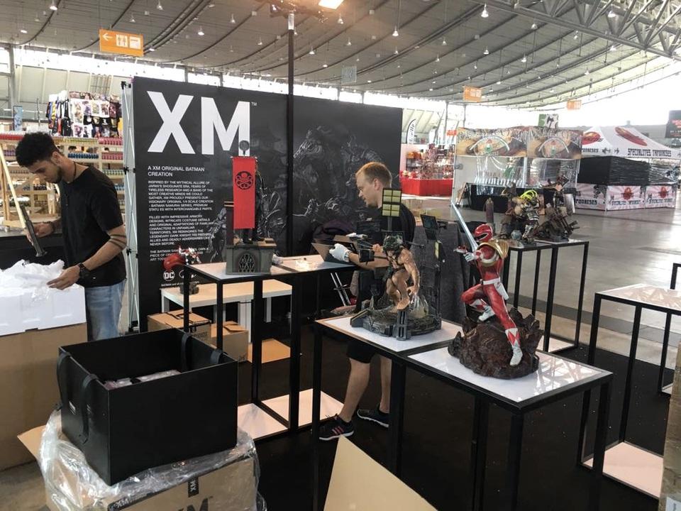 XM Studios: Comic Con Germany Stuttgart 2018  6fvs0g