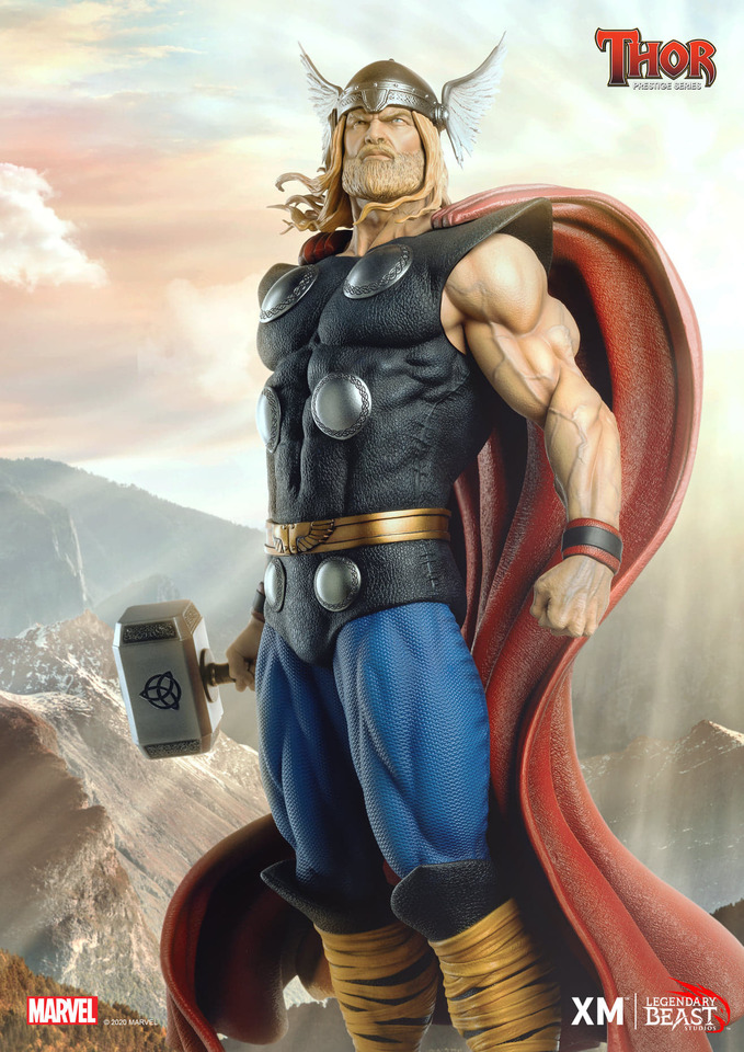 Premium Collectibles : Thor 1/3 6g4jxa