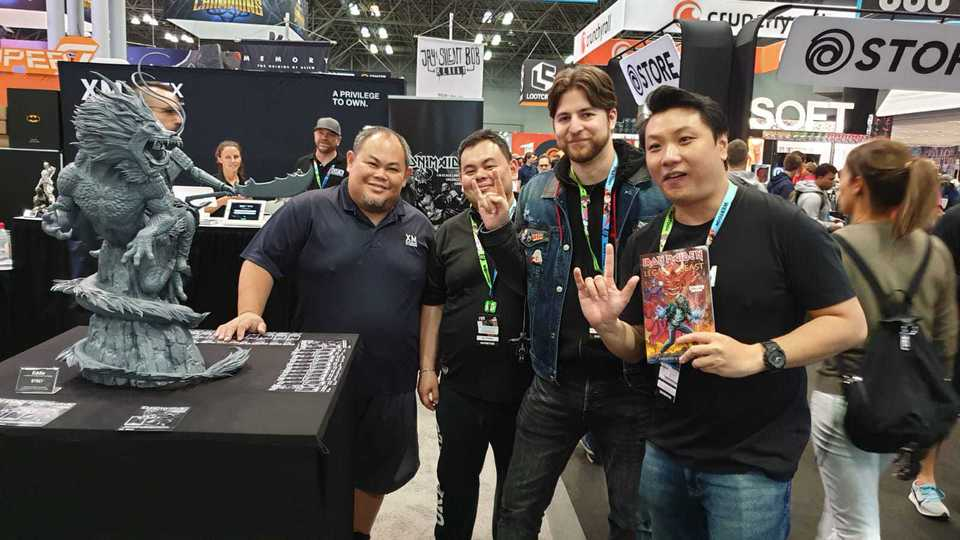 XM Studios: Coverage New York Comic Con 2019 - October 3rd to 6th  6gfk9q