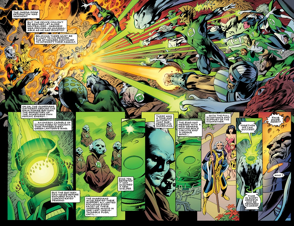 scans_daily | JLA: Another Nail #1