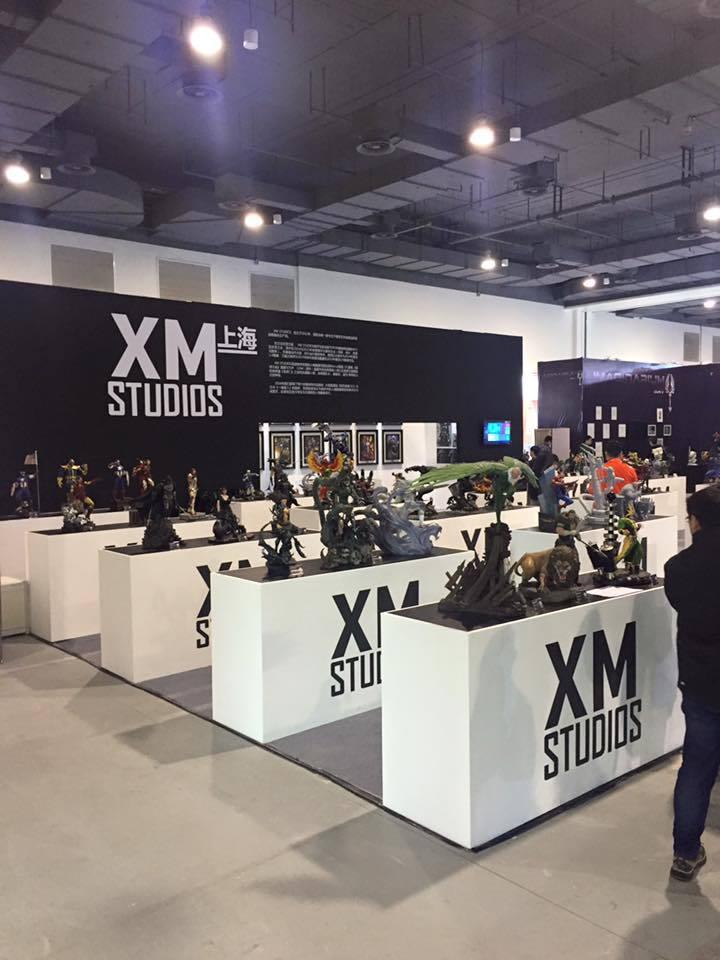 XM Studios: Coverage SHCC 2017 - October 05-07 6ggqil