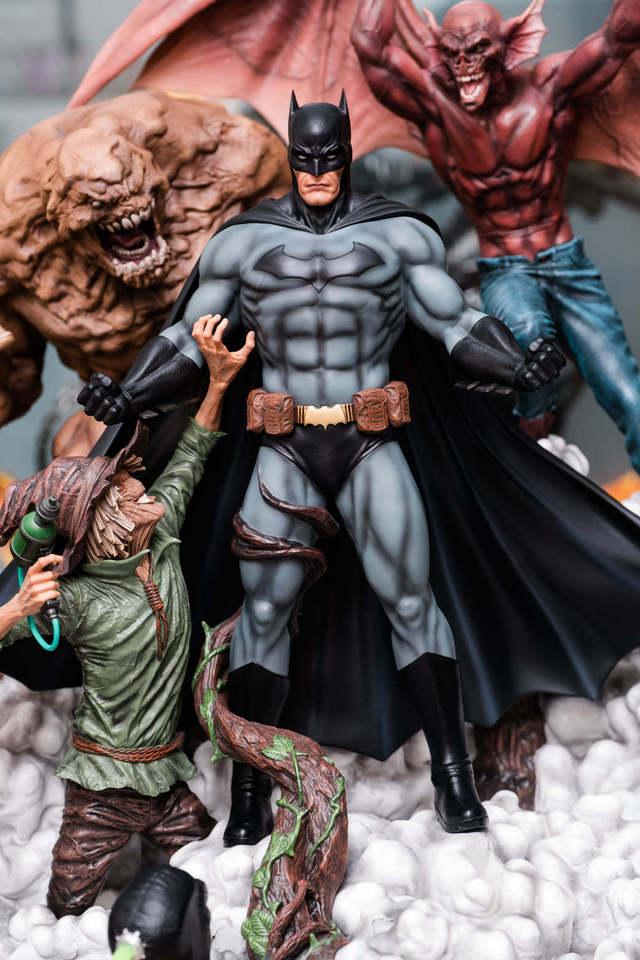 Batman diorama  6hkjr9