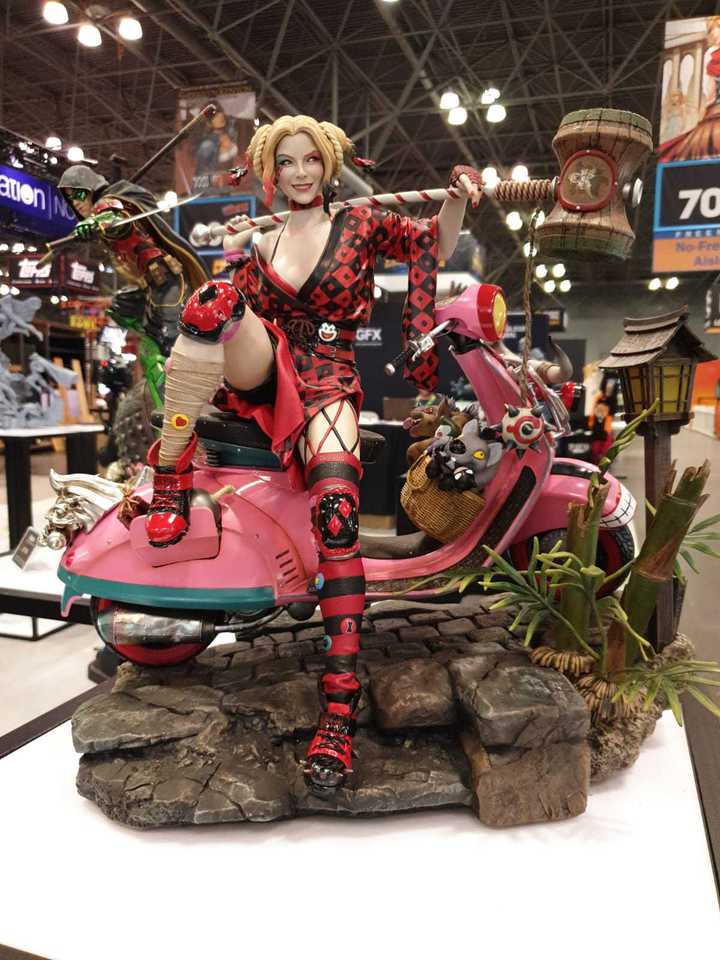 XM Studios: Coverage New York Comic Con 2019 - October 3rd to 6th  6hpkdx