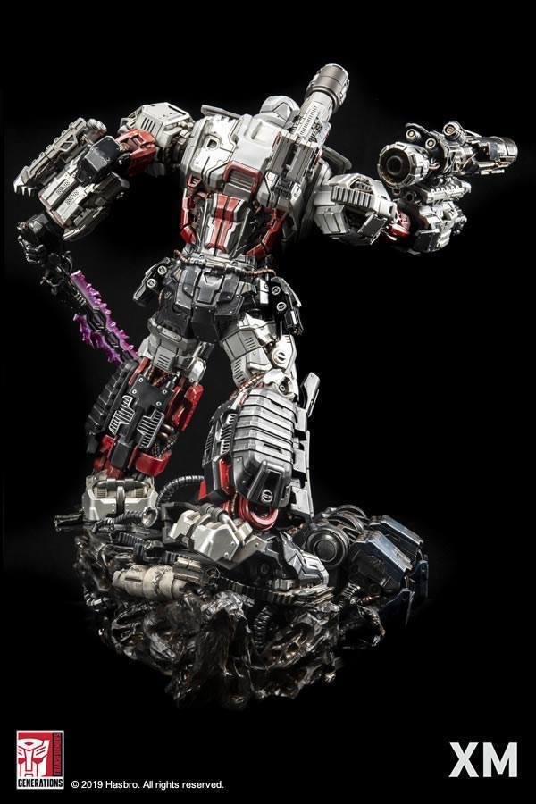Premium Collectibles : Transformers - Megatron (G1)** 6ihj62