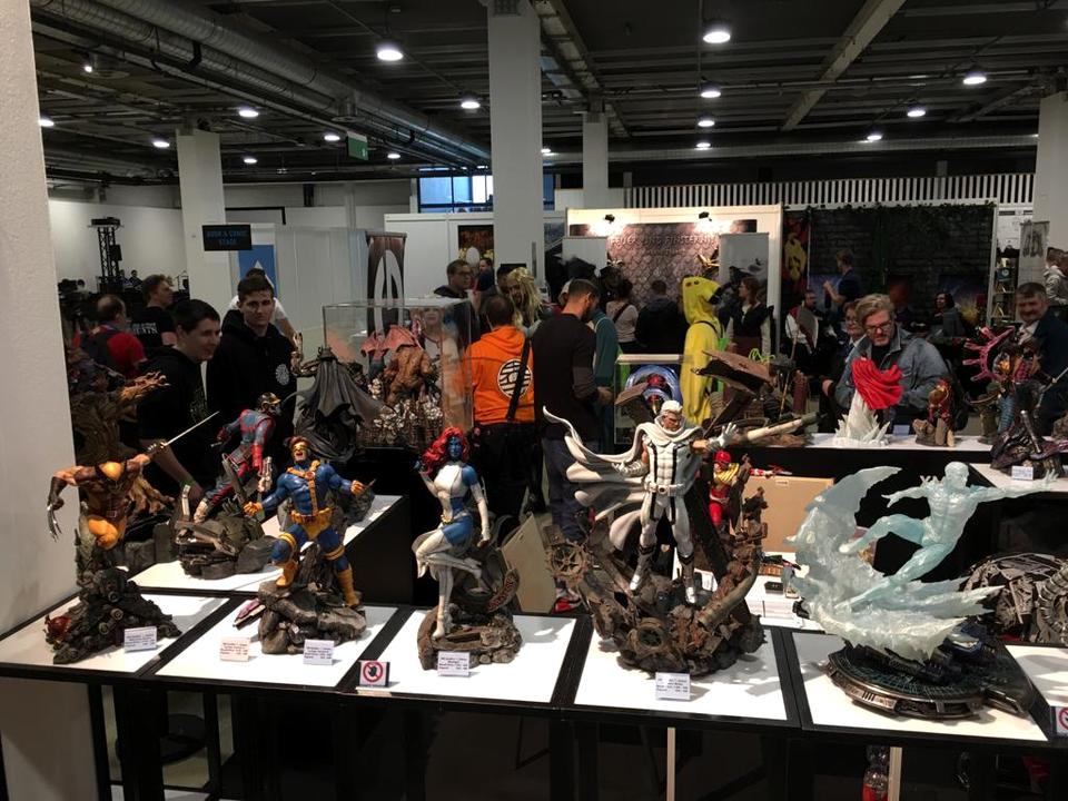 XM Studios: Coverage Fantasy Basel 2019 - May 3rd to 5th   6j1jf8
