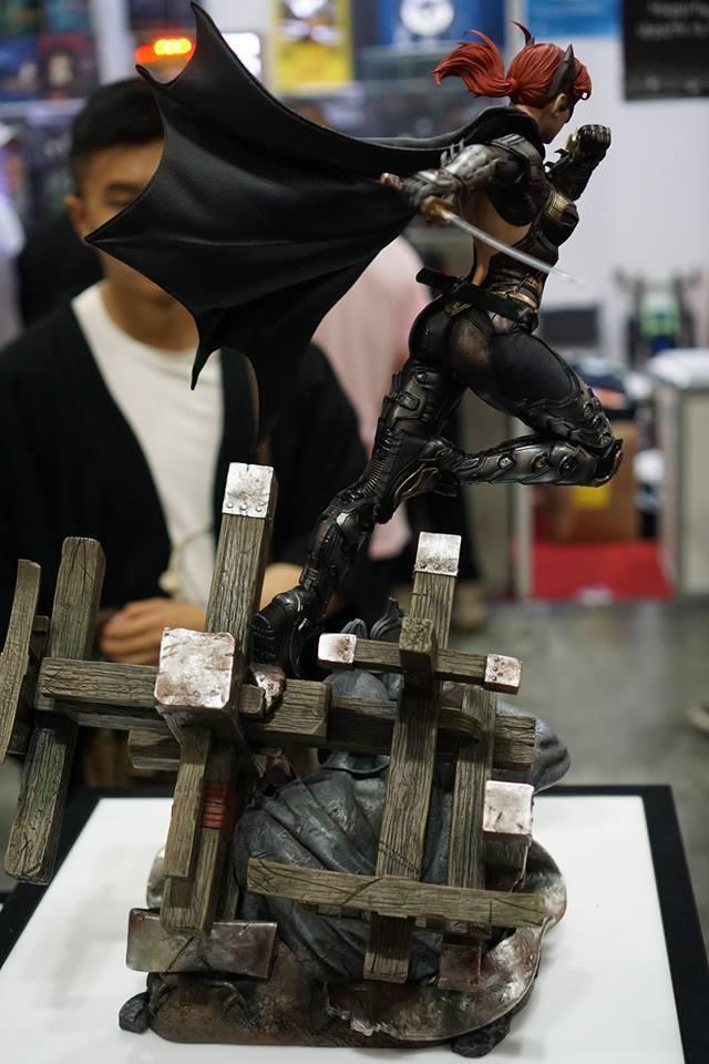 Samurai Series : Batgirl 6mduho