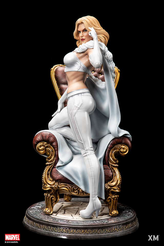 Premium Collectibles : Emma Frost 6mtkes