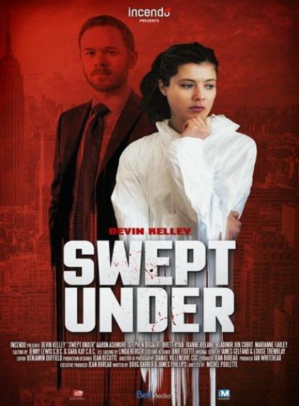 Örtbas Edilmiş - Swept Under 2015 türkçe dublaj film indir