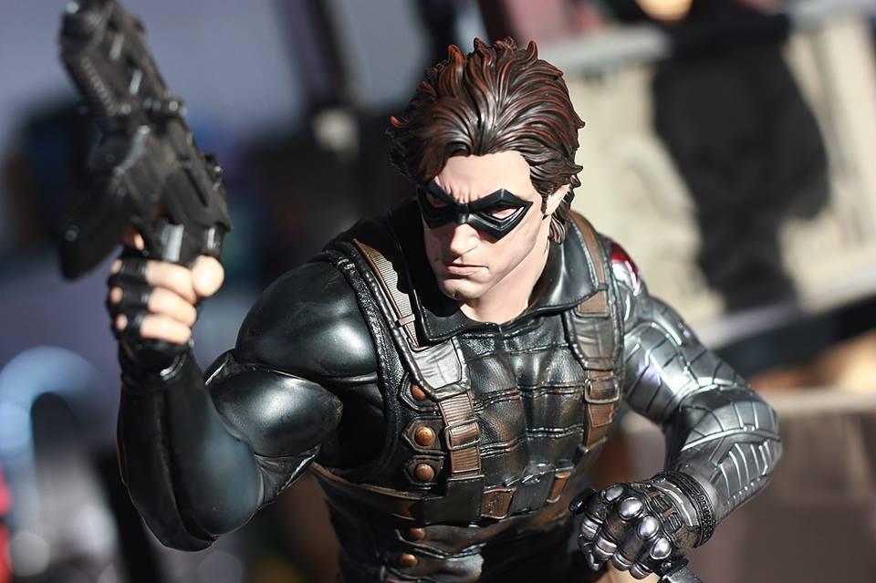 Premium collectibles : Winter Soldier  6n9uh5