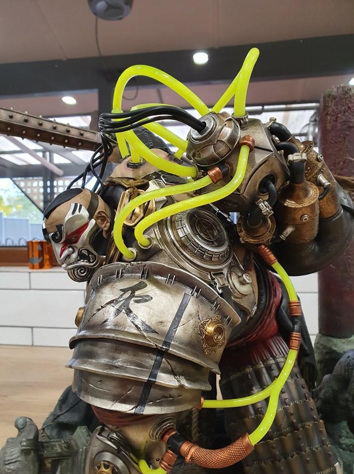 Samurai Series : Bane 6qaj55