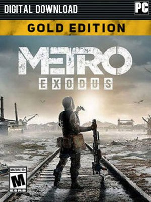 [PC] Metro Exodus (2019) Gold Edition Multi - FULL ITA