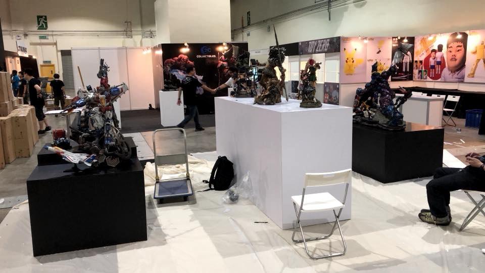 XM Studios: Coverage TAGCC 2018 - April 7th-8th 6srsmw