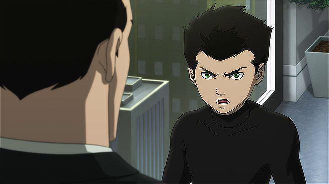 Batman'in Oğlu Ekran Görüntüsü 1