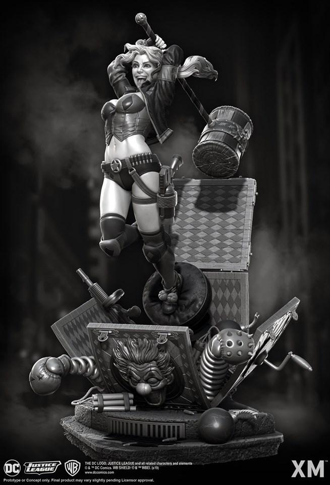 Premium Collectibles : Harley Quinn 1/6 70240174_238227478199wfjhl