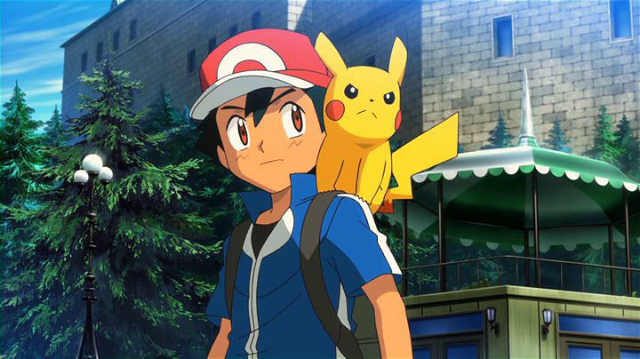 Pokémon Filmi: Diancie ve Yıkımın Kozası Ekran Görüntüsü 1