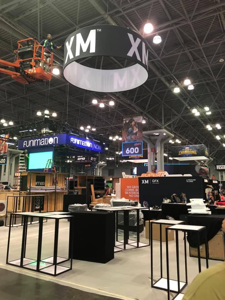 XM Studios: Coverage New York Comic Con 2019 - October 3rd to 6th  70671722_2519451138347skj0