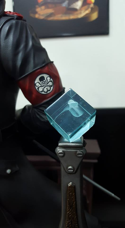 Premium Collectibles : Red Skull 707qdt