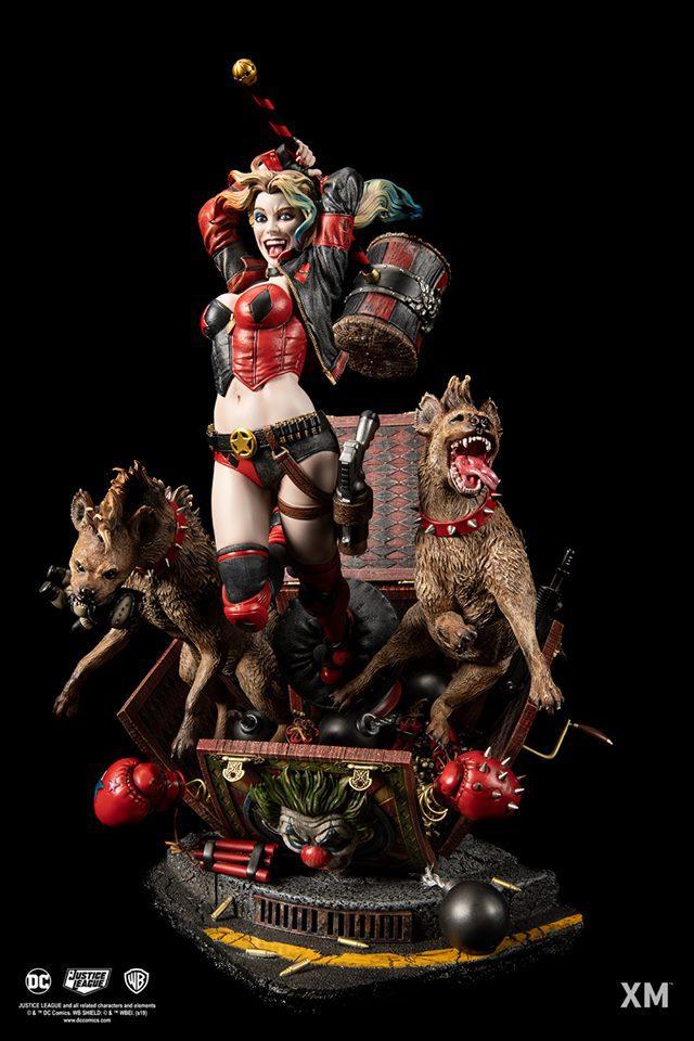 Premium Collectibles : Harley Quinn 1/6 70803605_238227502865vmjm3