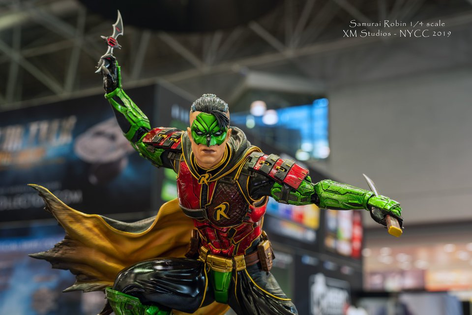 XM Studios: Coverage New York Comic Con 2019 - October 3rd to 6th  71171195_239801407044hmj8t