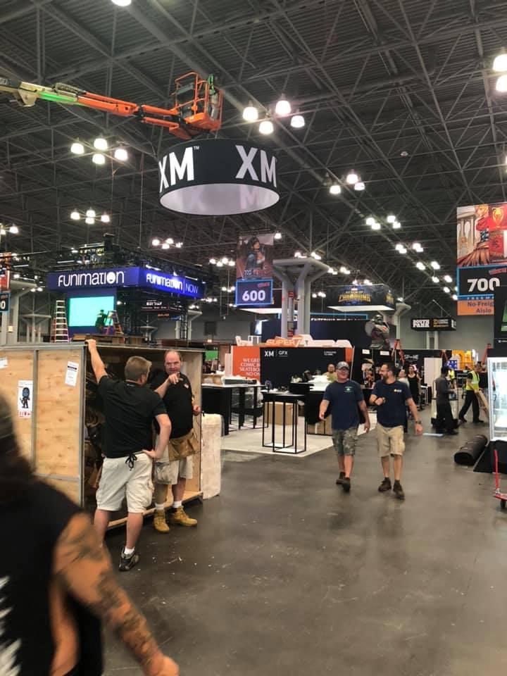 XM Studios: Coverage New York Comic Con 2019 - October 3rd to 6th  71564093_251945117500qjjhq