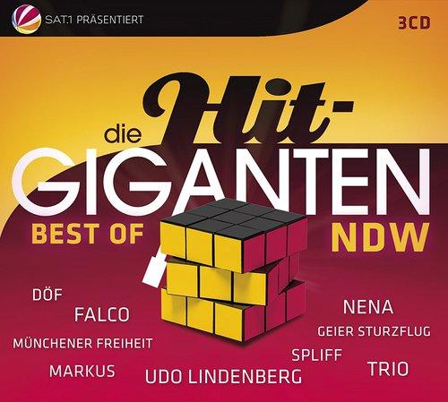 Die Hit Giganten - Best of NDW (2018)