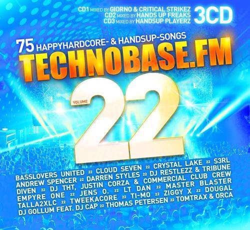 TechnoBase.FM Vol. 22 (2018)