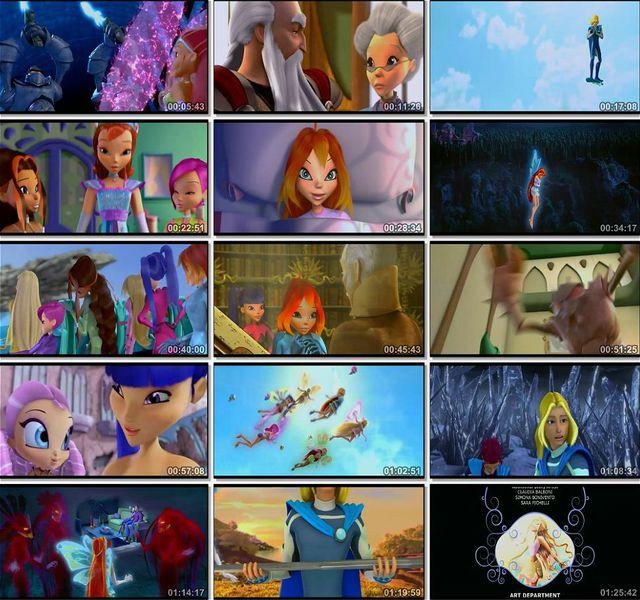 Winx Club: Kayıp Krallığın Sırri Ekran Görüntüsü 1