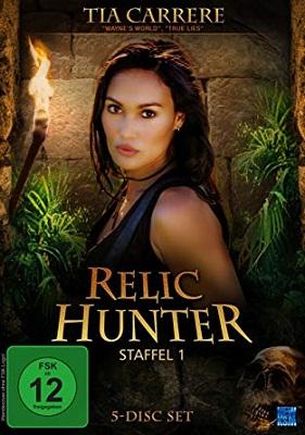 Relic Hunter - Stagione 1 (2001) (Completa) SATRip ITA MP3 Avi