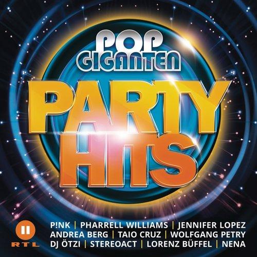 Pop Giganten - Party Hits (2018)