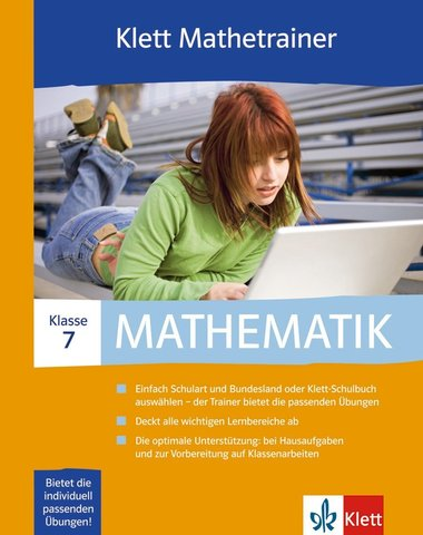 Klett Mathetrainer 7. Klasse