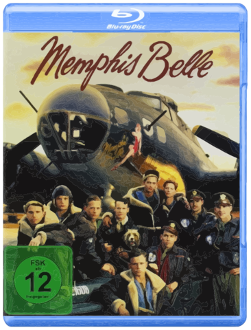Krieg] Memphis Belle 1990 German Multi 1080p BluRay REMUX - 1080p