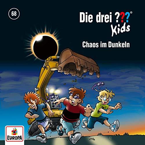 Die Drei Fragezeichen Kids - Folge 68: Chaos Im Dunkeln (2019)
