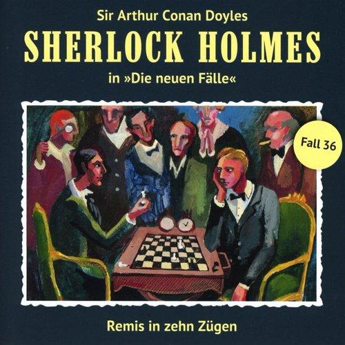 Sherlock Holmes - Die neuen Fälle, Fall 36: Remis in zehn Zügen (2018)