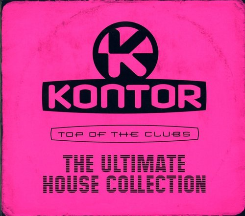 Kontor Top Of The Clubs - The Ultimate House Collection (2018)