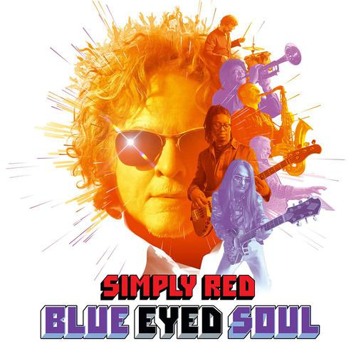 Simply Red - Blue Eyed Soul (Deluxe Edition) (2019)