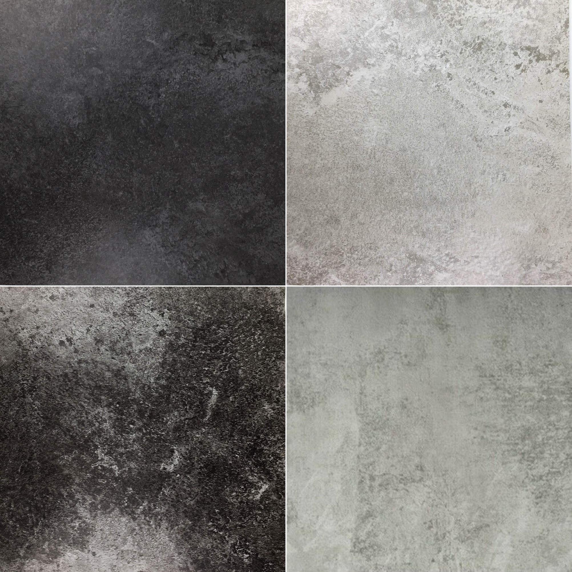 Details zu 18,18€/m² Selbstklebende Folie Tapete Klebefolie Möbel Küche  Stein Beton Schiefer
