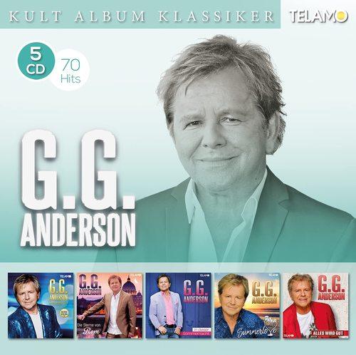 G.G. Anderson - Kult Album Klassiker (5CD) (2021)