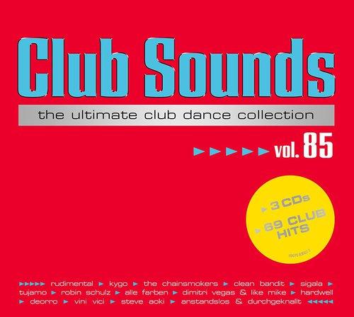 Club Sounds Vol. 85 (2018)