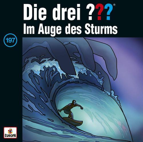Die Drei Fragezeichen - Folge 197: im Auge des Sturms (2019)